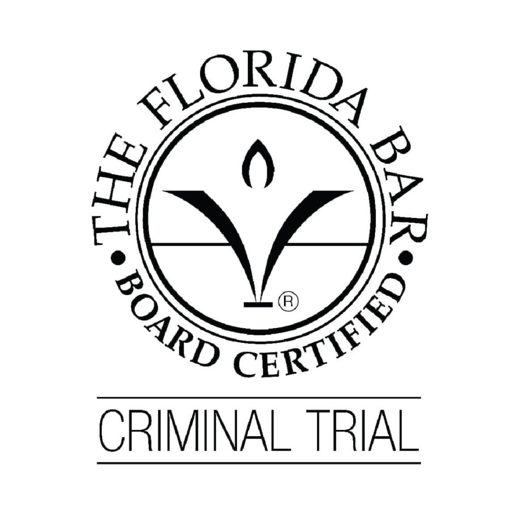 the florida bar board certified criminal trial lawyer